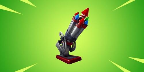 堡垒之夜瓶式火箭