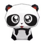 跑跑卡丁车熊猫宝宝