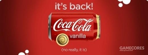 可口可乐终于又推出新口了