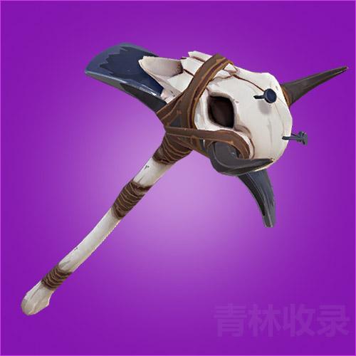 堡垒之夜手游长骨利斧怎么获得 长骨利斧锄头介绍