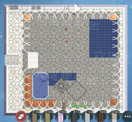 创造与魔法现代私人别墅设计图