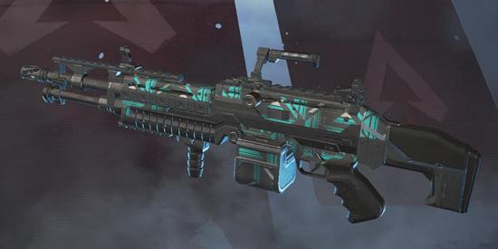 Apex英雄M600喷火轻机枪