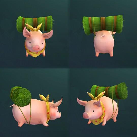 创造与魔法神奇猪猪怪