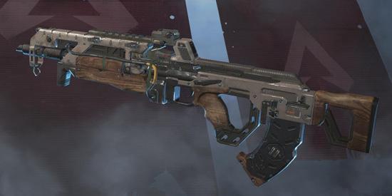 Apex英雄V47平行步枪