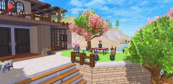 创造与魔法飞行棋设计图 飞行棋平面设计图纸 创造与魔法花园别墅设计