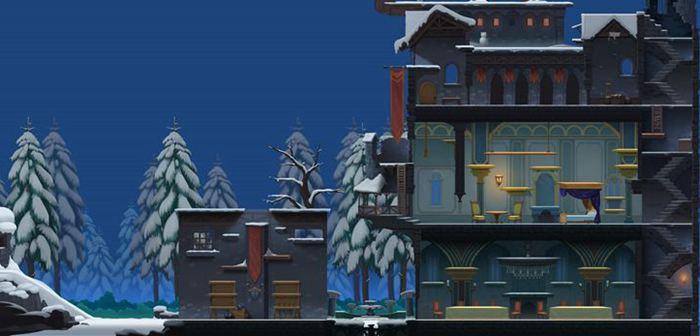 《猫和老鼠》雪夜古堡地图详解 带你了解新地图的奥秘