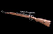 战地联盟98K狙击枪