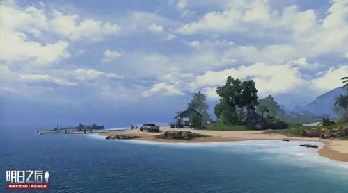 明日之后圣托帕尼海岛地形介绍 海滩+三岛新模式