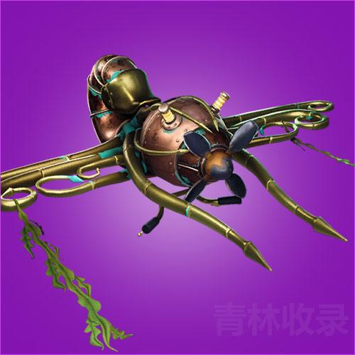 堡垒之夜手游鹦鹉螺怎么得 鹦鹉螺滑翔伞介绍
