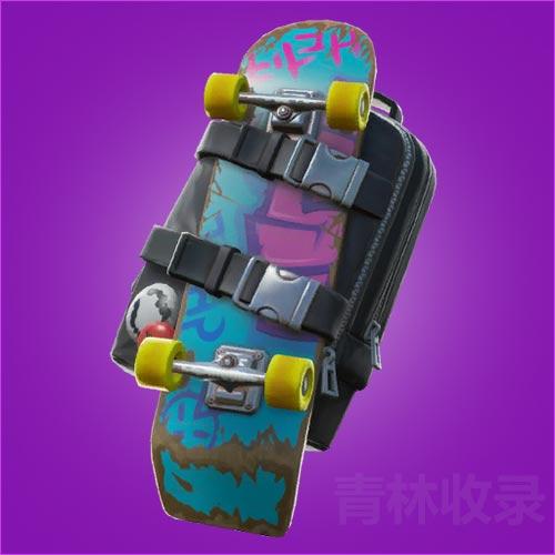 堡垒之夜手游滑板包怎么得 滑板包背饰获取介绍