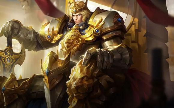 王者荣耀亚瑟
