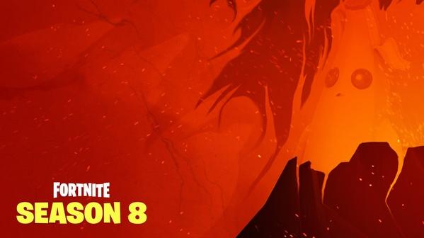 堡垒之夜第八赛季第四张海报  探索奥秘