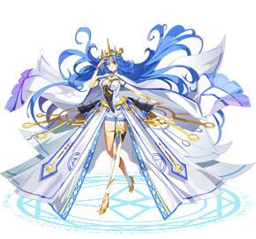 奥奇传说逆时空秩序神女