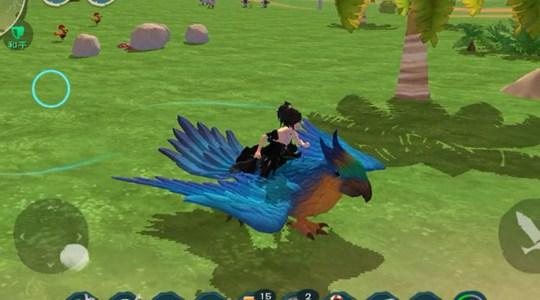 创造与魔法金刚鹦鸟获得方法 金刚鹦鸟属性