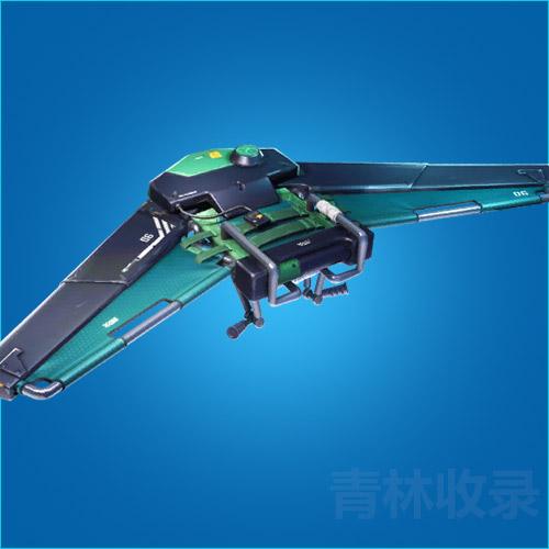 堡垒之夜手游轴心翼怎么得 轴心翼滑翔伞介绍