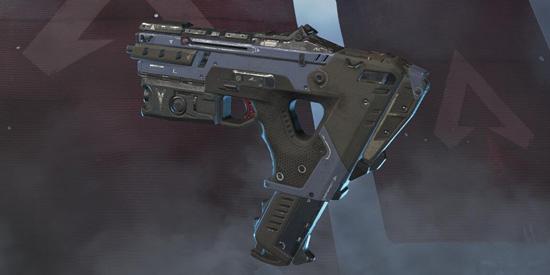 Apex英雄转换者冲锋枪