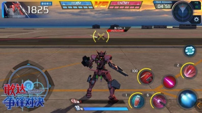 多样玩法 《敢达争锋对决》可变身机体盘点分析