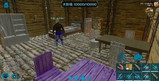方舟生存进化玩家建筑