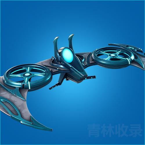 堡垒之夜手游雪刃怎么得 雪刃滑翔伞介绍
