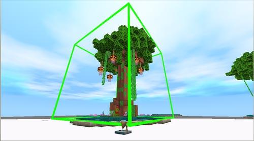 迷你世界植树节10