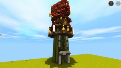 迷你世界植树节11