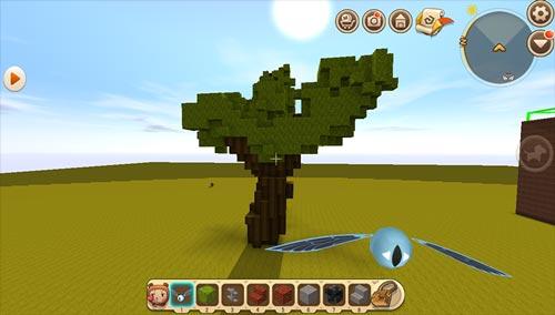 迷你世界植树节12