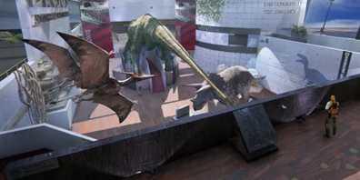CF手游3月22日更新内容汇总 全新地图恐龙博物馆