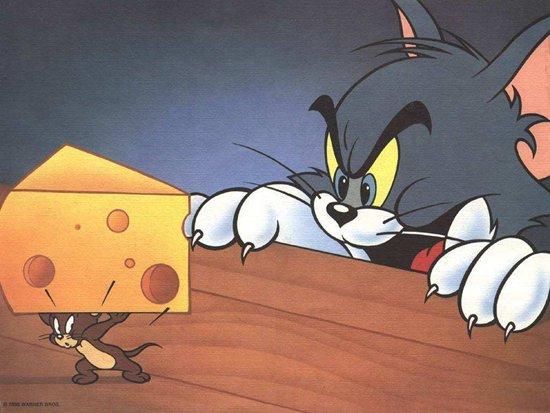 猫和老鼠电影