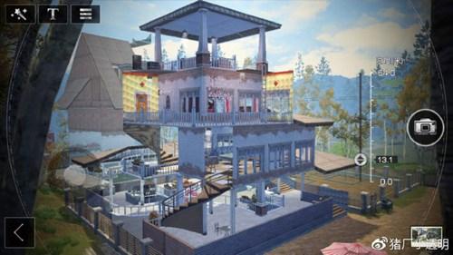 明日之后江南园林房子设计图 豪华建筑推荐第20期