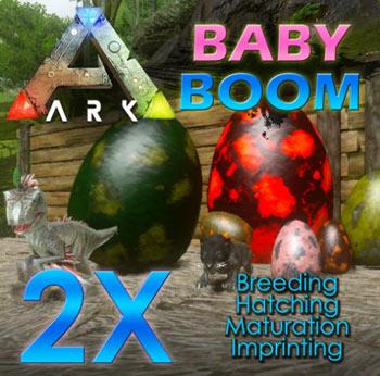 方舟生存进化婴儿潮活动