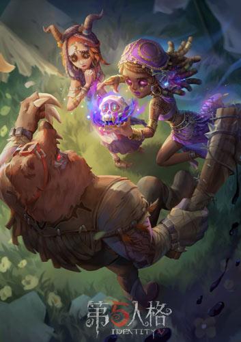 相关推荐: 第五人格人物故事介绍 人物介绍汇总 第五人格梦之女巫瓦