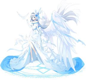 奥奇传说花嫁纱维多利亚