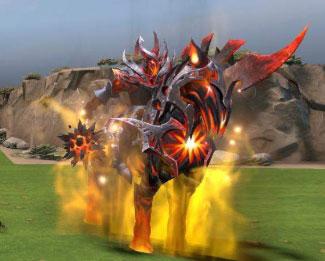 混沌骑士浴火