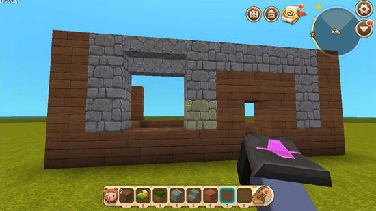 迷你世界房子教程墙壁