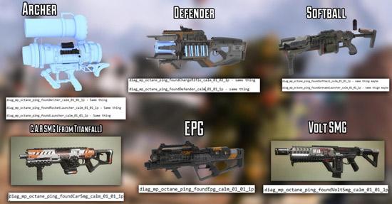 Apex英雄新枪械