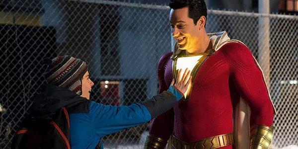 这才是正宗的惊奇队长!DC电影《雷霆沙赞》IGN 8.8分
