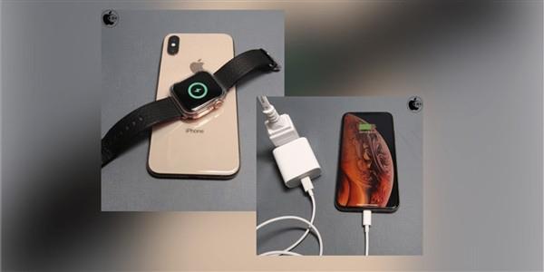 模仿华为?新一代iPhone 或将支持无线反向充电