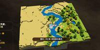 迷你世界半绿洲半沙漠地形码
