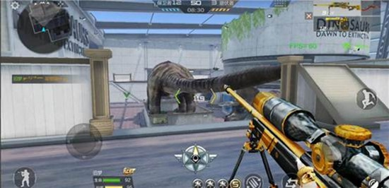 CF手游凤凰系列狙击枪来临 凤凰之力武器爆料