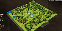 迷你世界树林地形码 树林地图种子分享