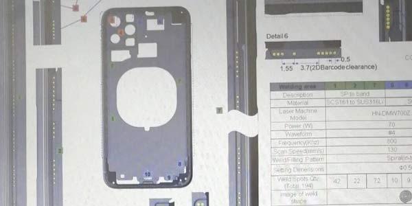 国外大神爆料新iPhone设计图 采用后置三摄