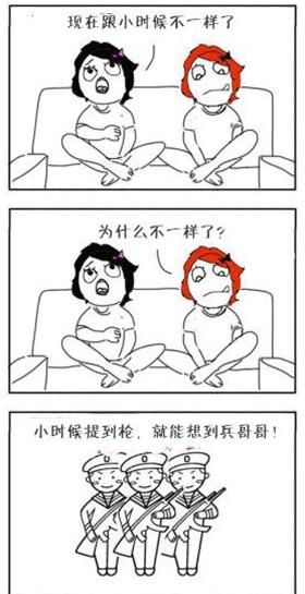 CF手游漫画 把给女朋友过生日的钱花了怎么办