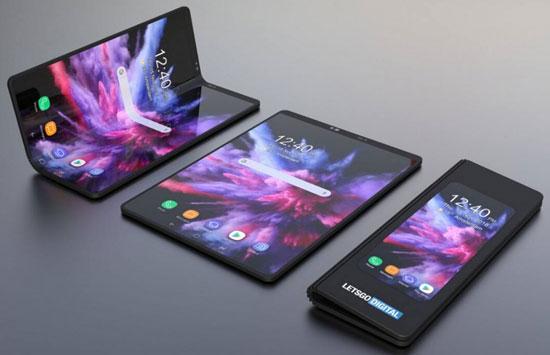 三星折叠手机