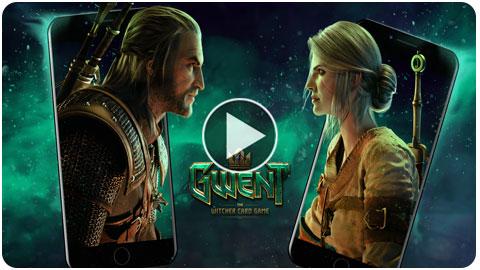 昆特牌:巫师卡牌游戏视频