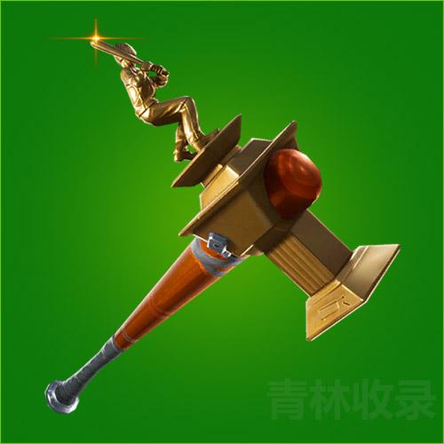 堡垒之夜手游大满贯怎么得 大满贯滑翔伞介绍
