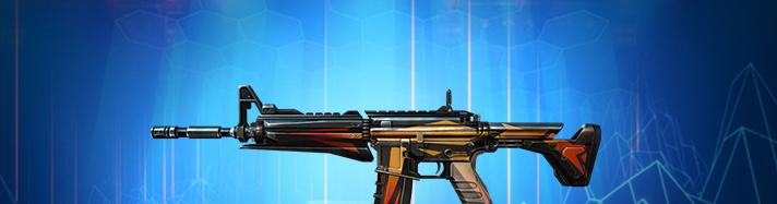 生死狙击掠夺者M4A1