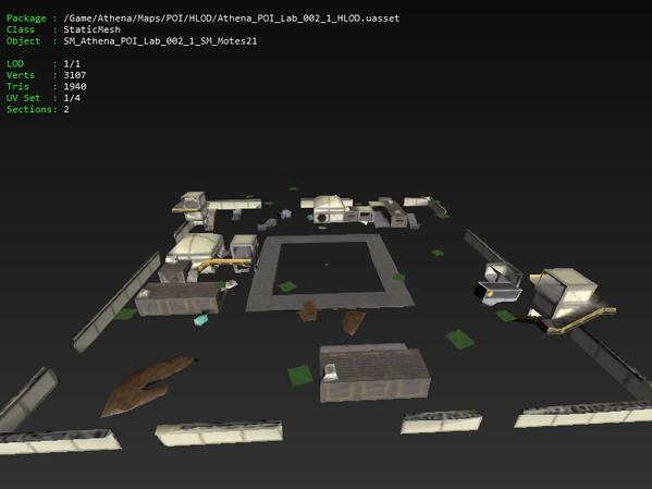 堡垒之夜直升机在地图频繁移动 废弃仓库将被取代?