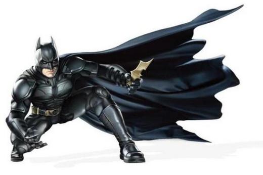 乐高蝙蝠侠套装