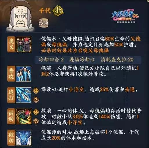火影忍者OL手游4.3更新