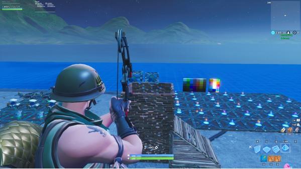 堡垒之夜爆炸弓怎么玩 爆炸弓玩法详解!